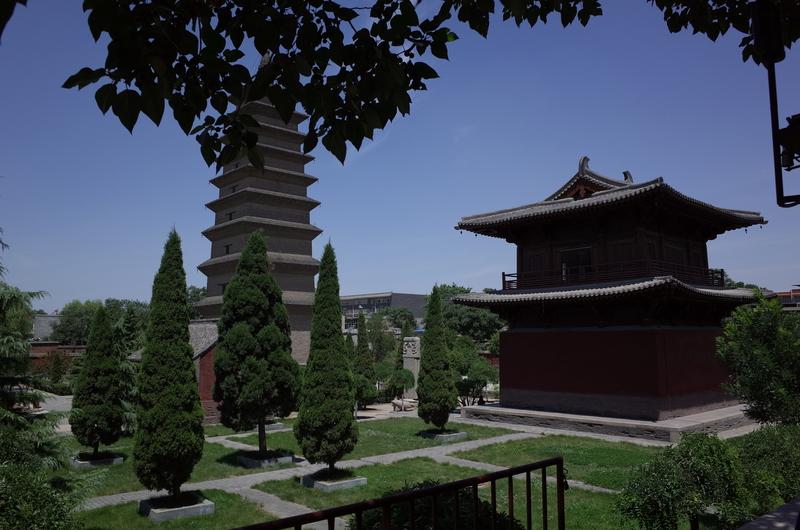 Xumi pagoda